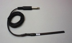 Striated Muscle Transducer with 1/4 inch connector for use with IX-TA-220