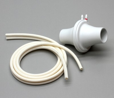 Spirometry - Re-useable Flow Head 300L With Tubing