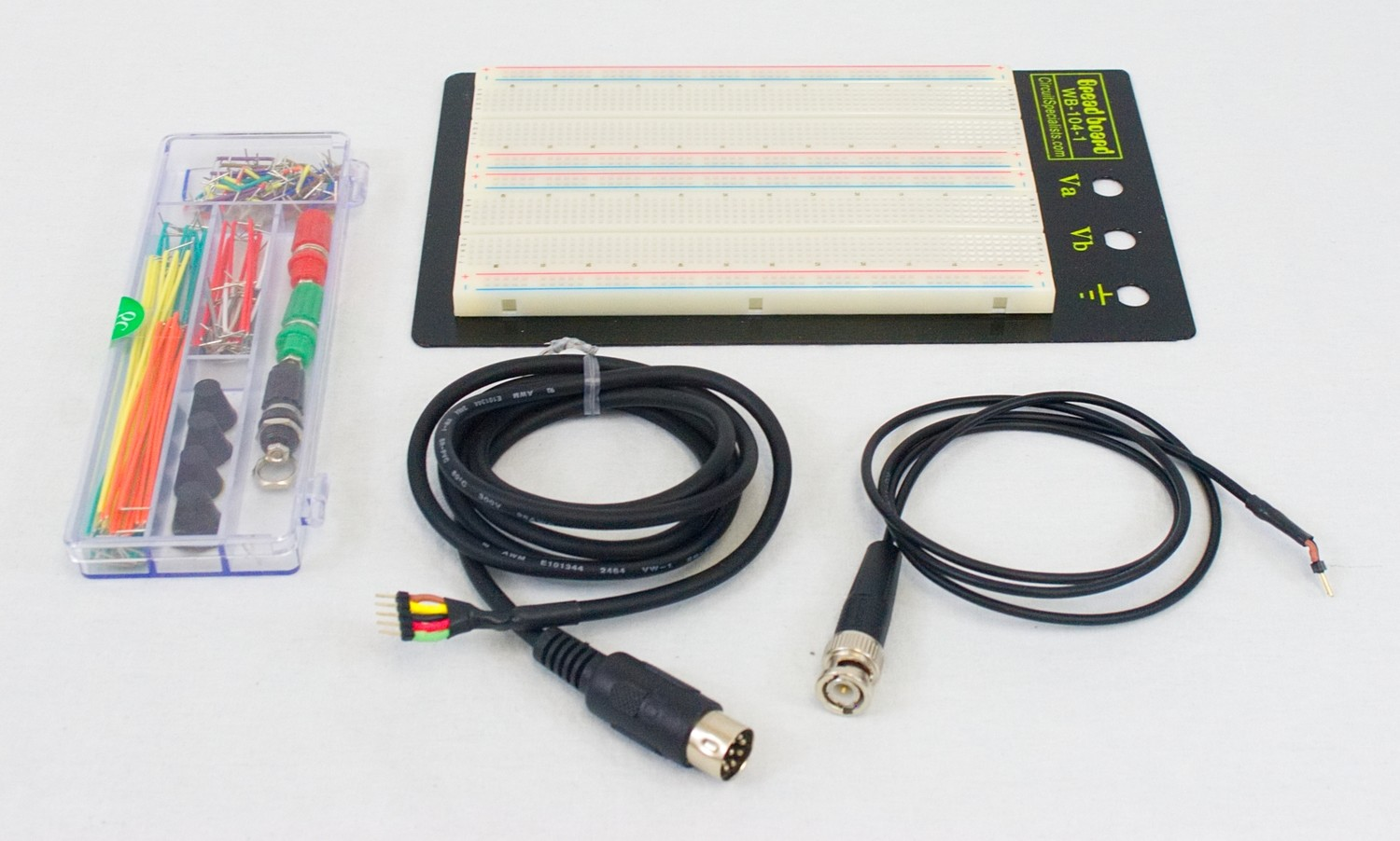 Biomedical Circuits Add-On for iWorx Physiology kits