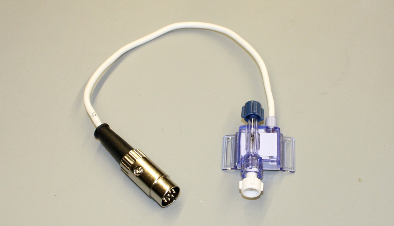 Blood Pressure Transducer with Extension Cable