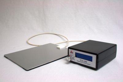 "Small Animal Heater Controller system with a 6"" x 8"" heated bed"