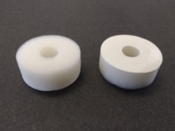 Disposable Sponge Disks (pkg. of 100)