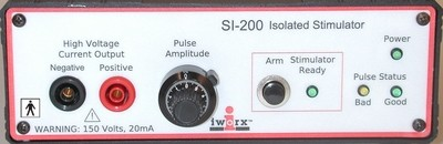 SI-200 Stimulus Isolator