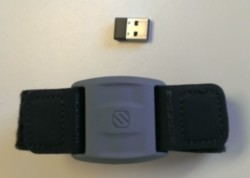 Scosche Heart Rate Monitor Strap with USB ANT+ stick