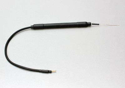 Monopolar extracellular hook electrode for use with NA-100 or NA-200 Neuro Amplifiers