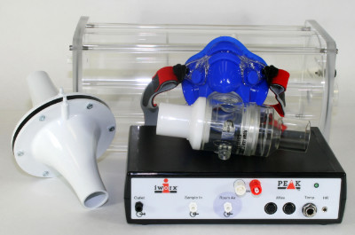 Metabolic Cart for Human VO2 max Measurement