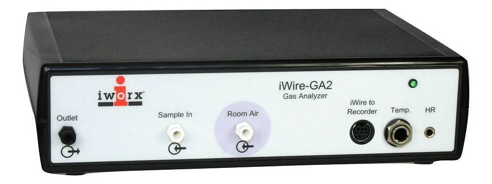 iWire PEAKPRO Research Grade Gas Analyser