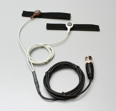 GSR Finger Electrode with Cable