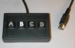 Four Channel Event Marker