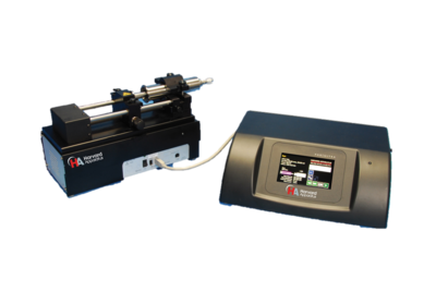 Remote Infuse/Withdraw PHD ULTRA™ 4400 Programmable Syringe Pumps