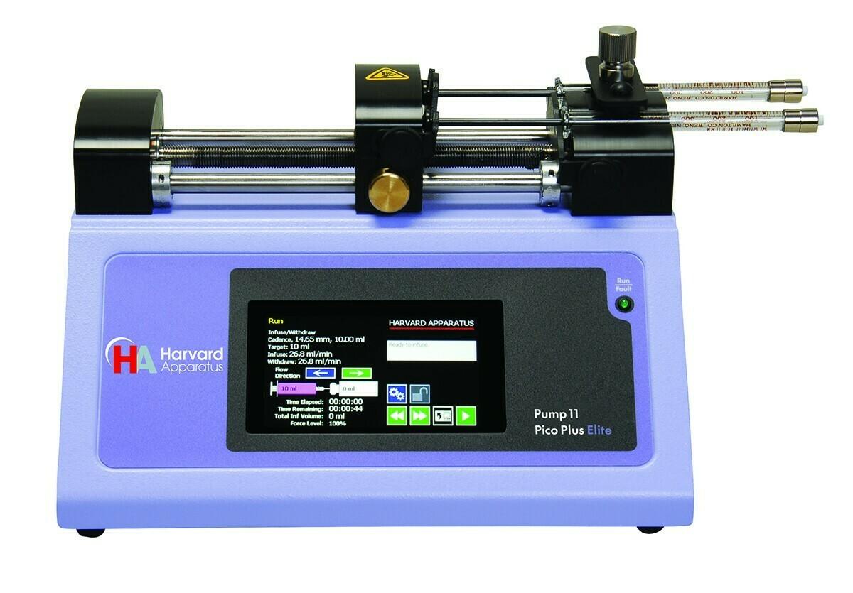 Standard Infuse/Withdraw Pump 11 Pico Plus Elite Programmable Syringe Pump