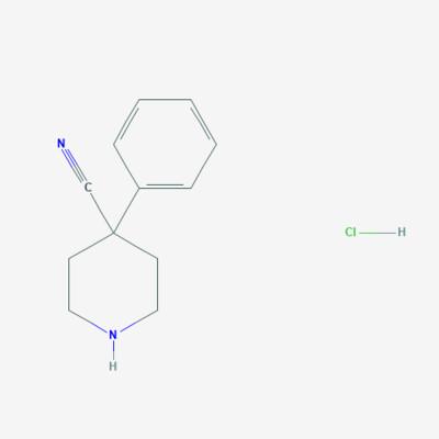 4-Phenyl 4-cyano piperidine - 51304-58-6 - 4-Cyano-4-phenylpiperidine hydrochloride - C12H15ClN2