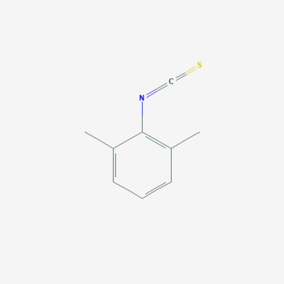 2,6-Dimethyl phenyl isothiocyanate - 19241-16-8 - 2-Isothiocyanato-1,3-dimethylbenzene - C9H9NS