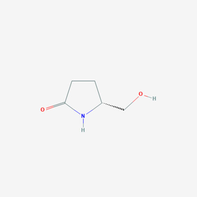 R-Pyrroglutaminol - 66673-40-3 - (R)-(-)-5-(Hydroxymethyl)-2-pyrrolidinone - 	C5H9NO2
