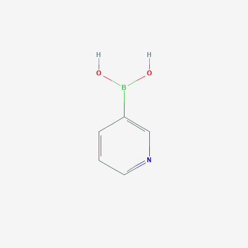 3-Pyridinyl boronic acid - 1692-25-7 - Pyridine-3-boronic acid - C5H6BNO2