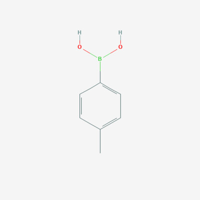 Para tolyl boronic acid - 5720-05-8 - 4-Methylphenylboronic acid - C7H9BO2