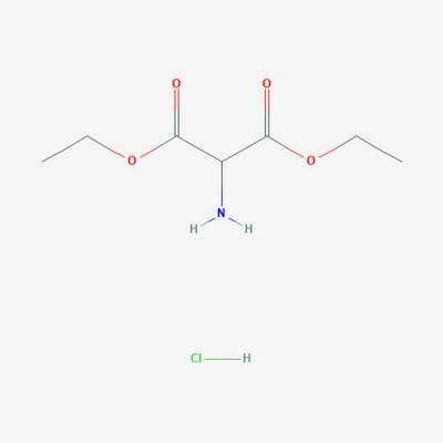 Diethyl amino malonate hydrochloride - 13433-00-6 - Aminomalonic acid diethyl ester hydrochloride - C7H14ClNO4