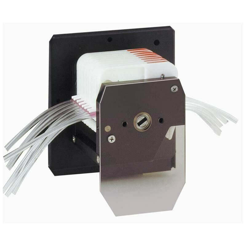 Multi Channel Pump Heads - MS/CA 8-6 Models