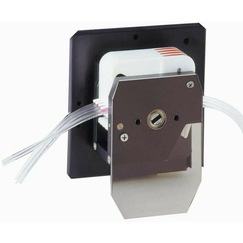 Multi Channel Pump Heads - MS/CA 4-12 Models