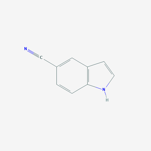 5-Cyano Indole - 15861-24-2 - 1H-Indole-5-carbonitrile - C9H6N2