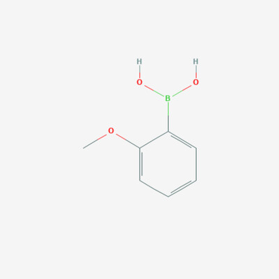 2-Methoxy phenyl boronic acid - 5720-06-9 - 2-Methoxybenzeneboronic acid - C7H9BO3