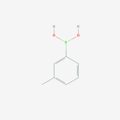 3-Methyl phenyl boronic acid - 17933-03-8 - 3-Tolylboronic acid - C7H9BO2