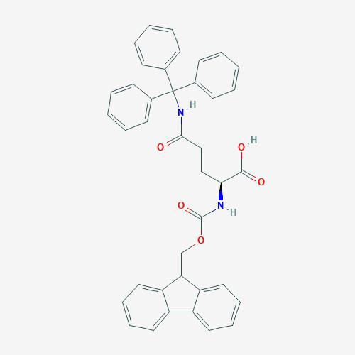 FMOC-L-Glutamine-(trityl)-OH - 132327-80-1 - Nalpha-Fmoc-Ndelta-trityl-L-glutamine - C39H34N2O5