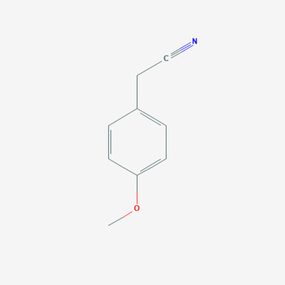 4-Methoxy phenyl acetonitrile - 104-47-2 - 4-Methoxybenzyl cyanide - C9H9NO