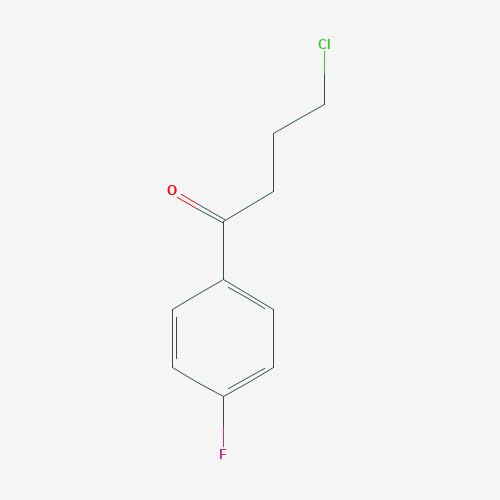 4-Chloro-4-Fluoro Butyrophenone - 3874-54-2 - 3-Chloropropyl 4-fluorophenyl ketone - C10H10ClFO