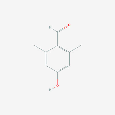 2,6-Dimethyl 4-hydroxy benzaldehyde - 70547-87-4 - 4-Hydroxy-2,6-dimethylbenzaldehyde - C9H10O2