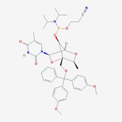 5'-ODMT cEt T Phosphoramidite (Amidite) - CAS No. 1197033-22-9