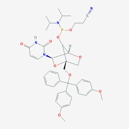 5'-ODMT-LNA Uridine-Phosphoramidite (Amidite) - CAS No. 206055-76-7