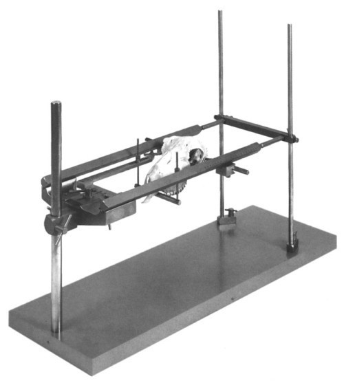Model 1630 Large Animal Stereotaxic