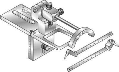 Model 1541 Piglet Adaptor
