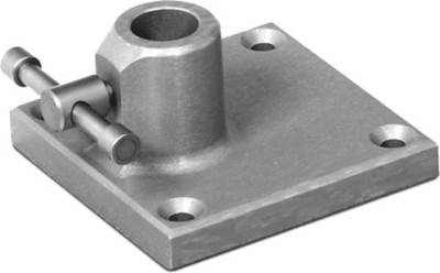 Model 1210 Table Mount Base Plate