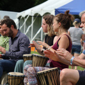 INTRODUCTORY 6 week African Drumming Course for Adults 16.01.2020