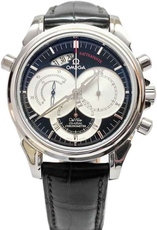 Omega Chronoscope Co-Axial Rattrapante 4847.50.31