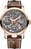 Armin Strom Tourbillon Skeleton Fire RG15-TF.5N