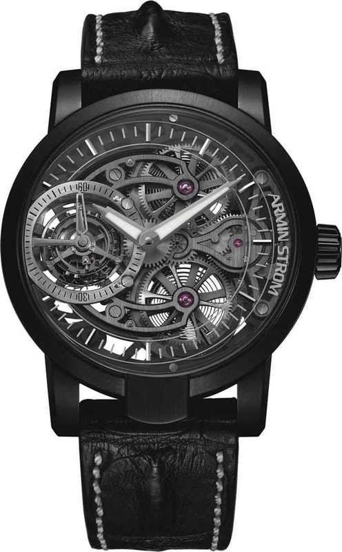 Armin Strom Tourbillon Skeleton Earth ST15-TE.90