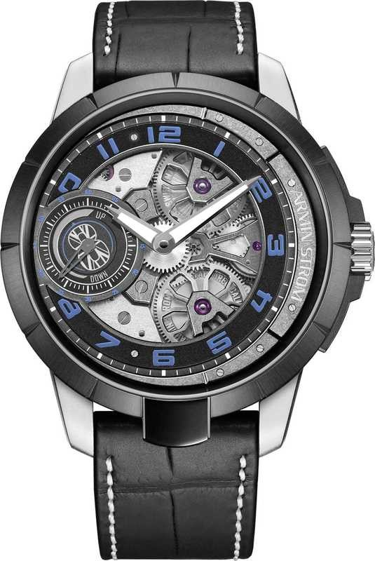 Armin Strom Max Chilton Edition Edge Double Barrel