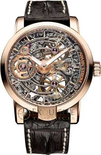 Armin Strom One Week Skeleton