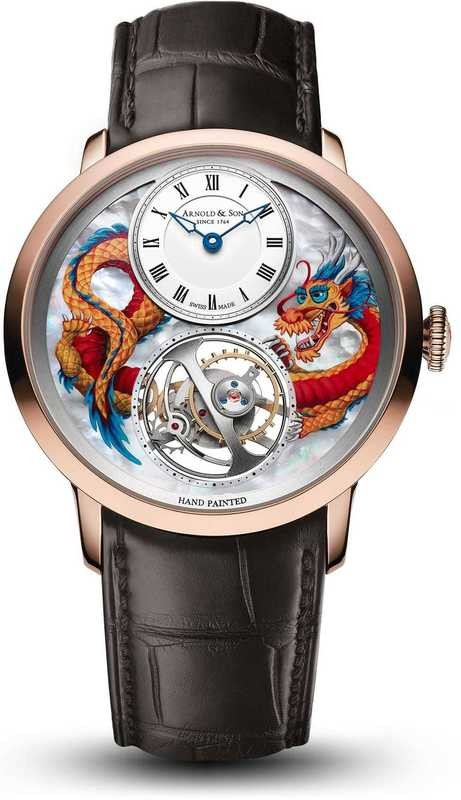 Arnold & Son UTTE Dragon