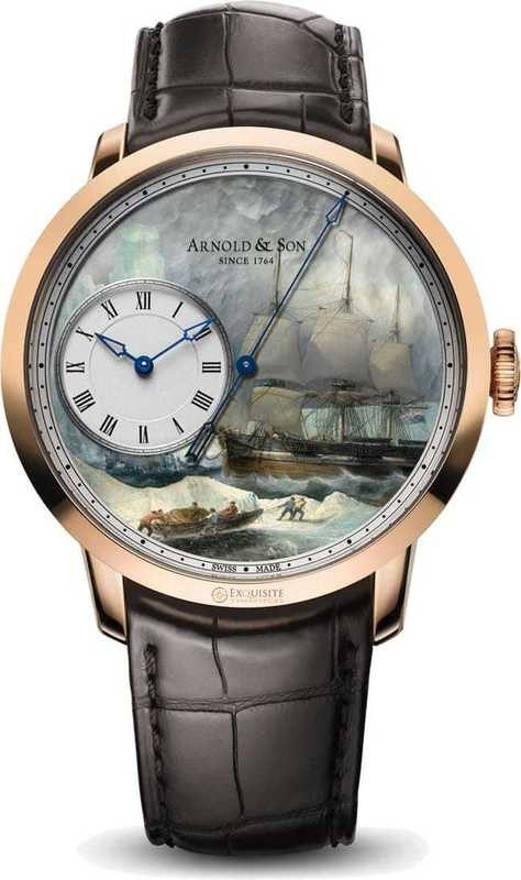 Arnold & Son Sir John Franklin Set - North-West Passage 1ARAP.M06A.C120P