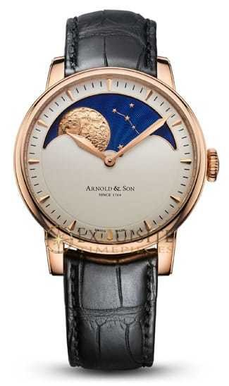 Arnold & Son HM Perpetual Moon 18-carat red gold 1GLAR.I01A.C122A