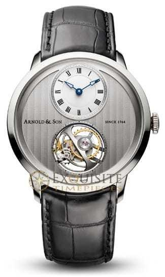 Arnold & Son UTTE 18-carat red gold 1UTAG.S04A.C121G
