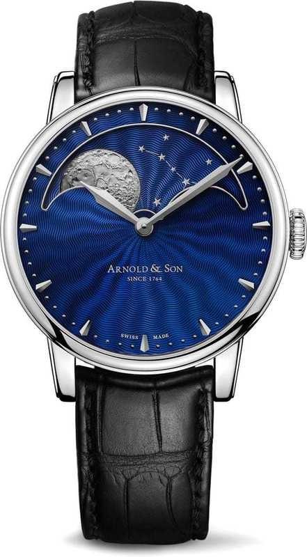 Arnold & Son HM Perpetual Moon 1GLAS.U02A.C122S