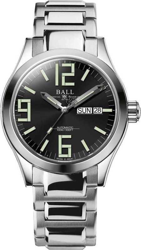 Ball Watch Engineer II Genesis 40mm NM2026C-S7-BK