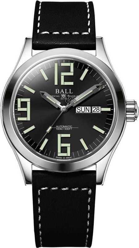Ball Watch Engineer II Genesis 40mm NM2026C-LBK7-BK