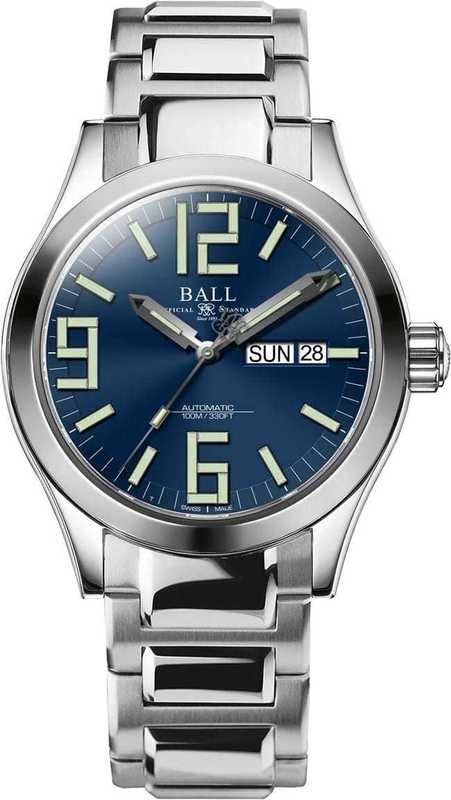Ball Watch Engineer II Genesis 40mm NM2026C-S7-BE