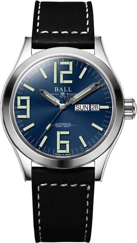 Ball Watch Engineer II Genesis 40mm NM2026C-LBK7-BE